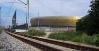 Rewitalizacja i modernizacja połączenia kolejowego do stadionu PGE Arena w Gdańsku