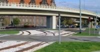 Przebudowa torów na skrzyżowaniu ul. Podwale Przedmiejskie - Okopowa w Gdańsku